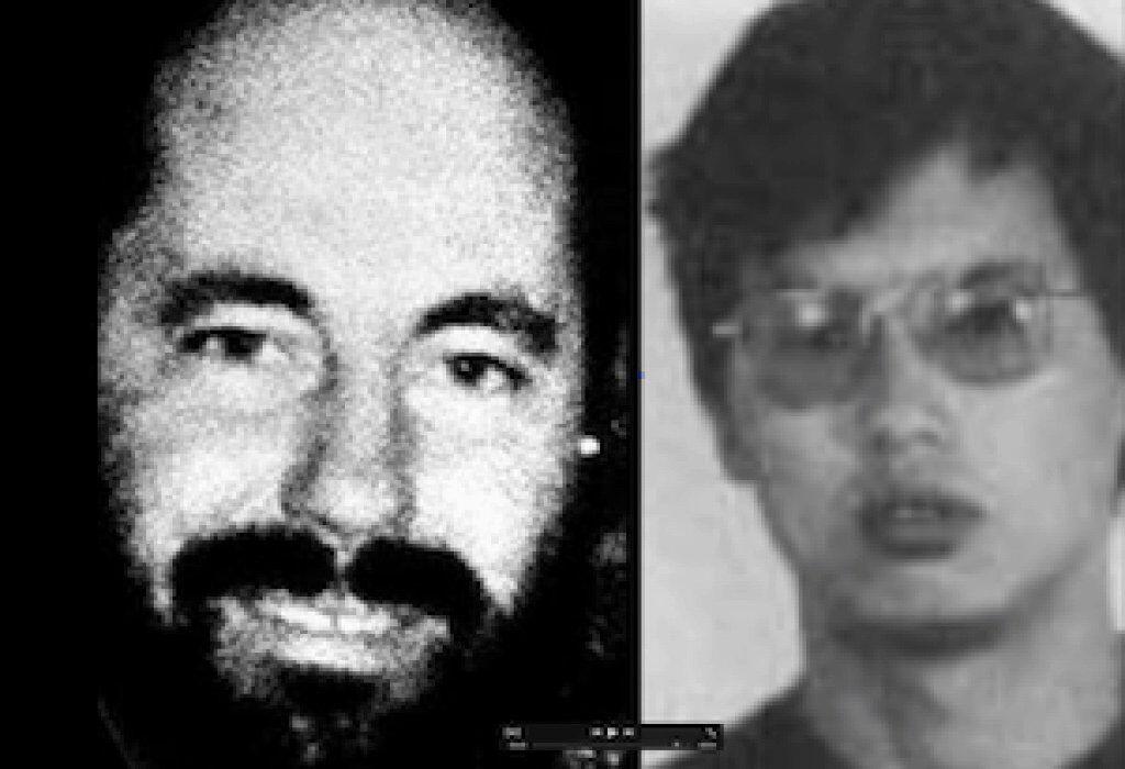 Leonard Lake and Charles Ng.