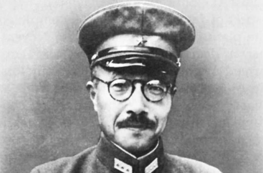 Shiro Ishii, commander of Unit 731