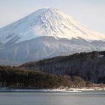 Mt. Fuji, where Aokigahara Forest is situated, is venerated.