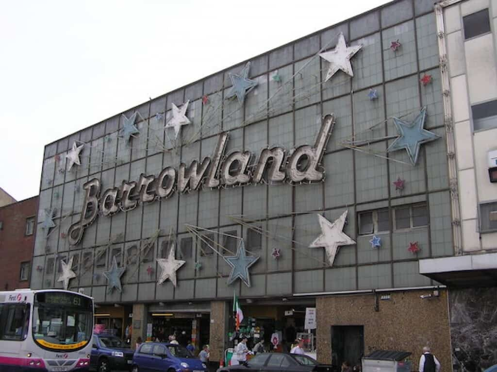 The Barrowland Ballroom. Image credit: Finlay McWalter