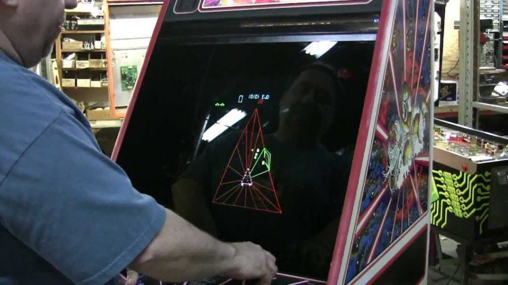 Was Polybius really just the Tempest arcade game?