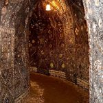 shell grotto of margate passageway