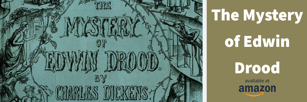 mystery of edwin drood book