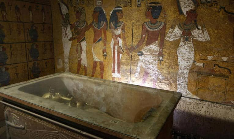 the mystery of the tomb of For more than 3800 years the final resting place of pharaoh sobekhotep i has  been lost to history now, his enormous red-quartzite tomb has.
