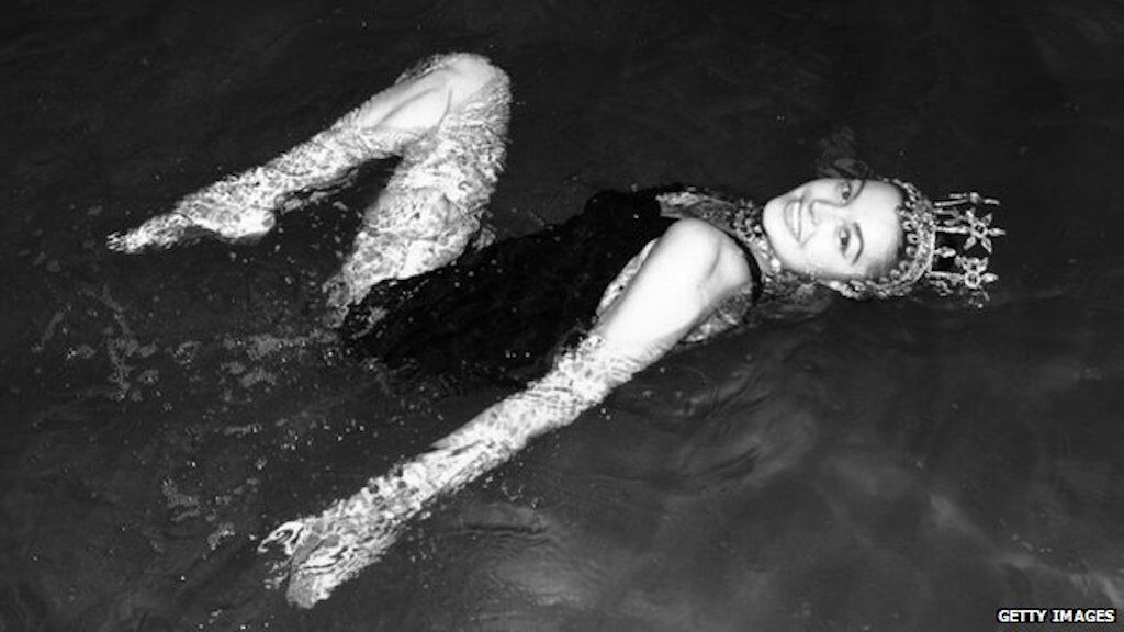Solo Synchronized Swimming became a discontinued Olympic sport.