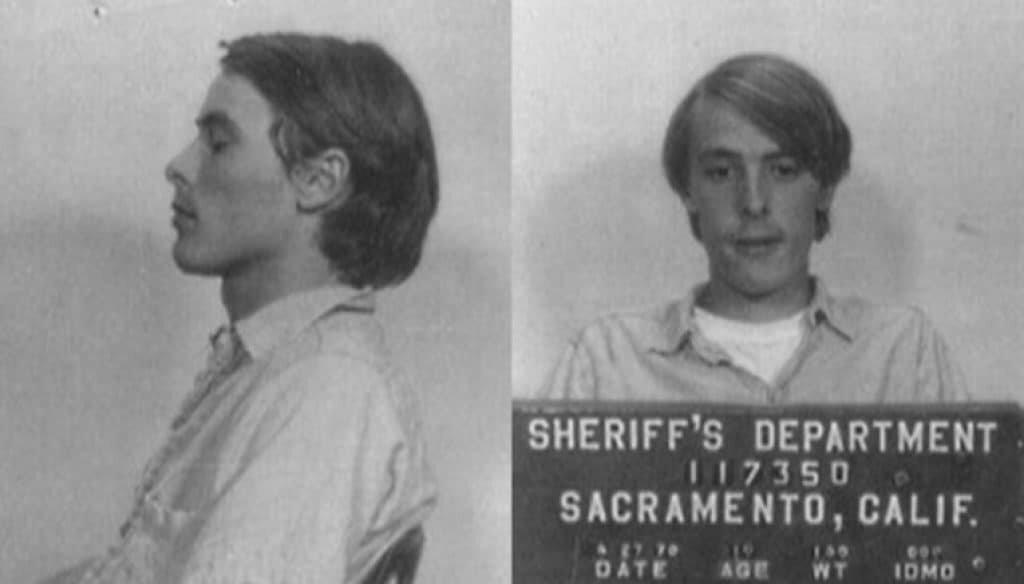 Mug shot of Richard Chase.