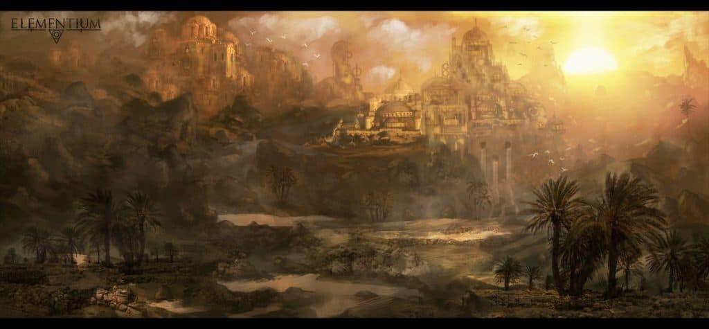 Atlantis of the Sands | Histor...