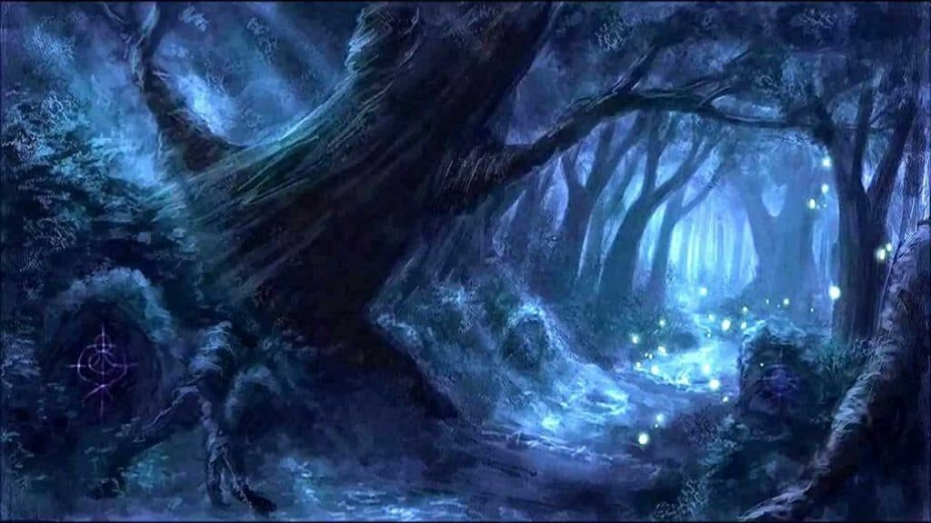 Will-o'-the-wisp are ghost lights of Celtic lands thought to be spirits or fairies.