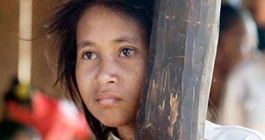 cambodian jungle girl