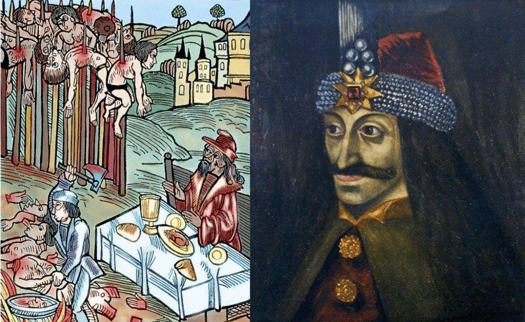 Dracula history.