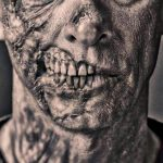 The face of the zombie has changed throughout history.
