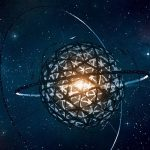 Illustration Tabby's Star alien megastructure