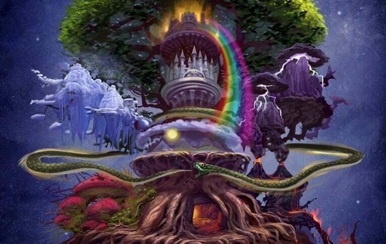 Yggdrasil Art Yggdrasil Tree of Life...