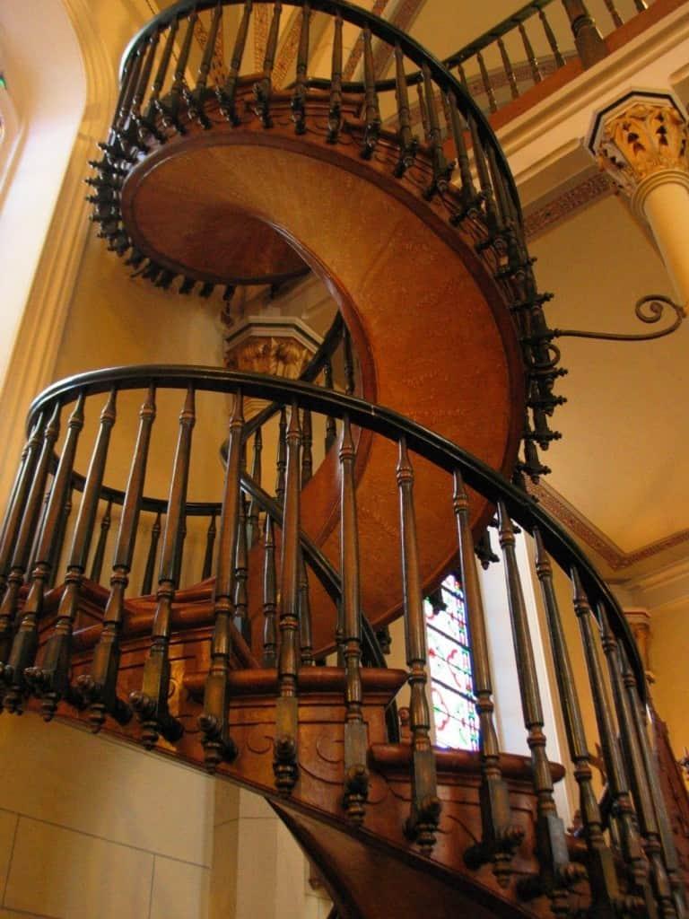 Loretto Chapel staircase, Santa Fe