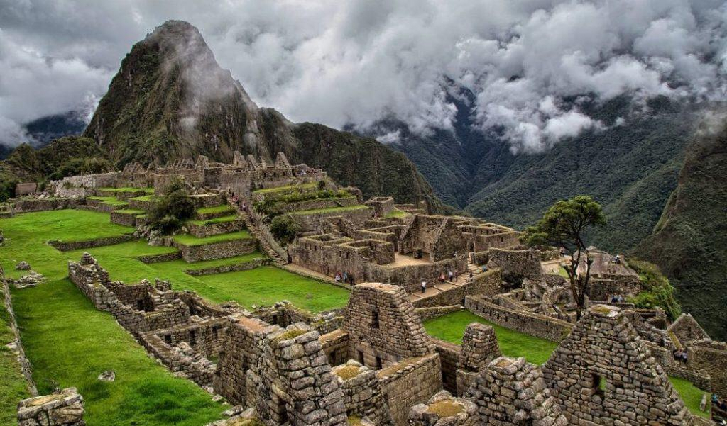 Machu Picchu facts.