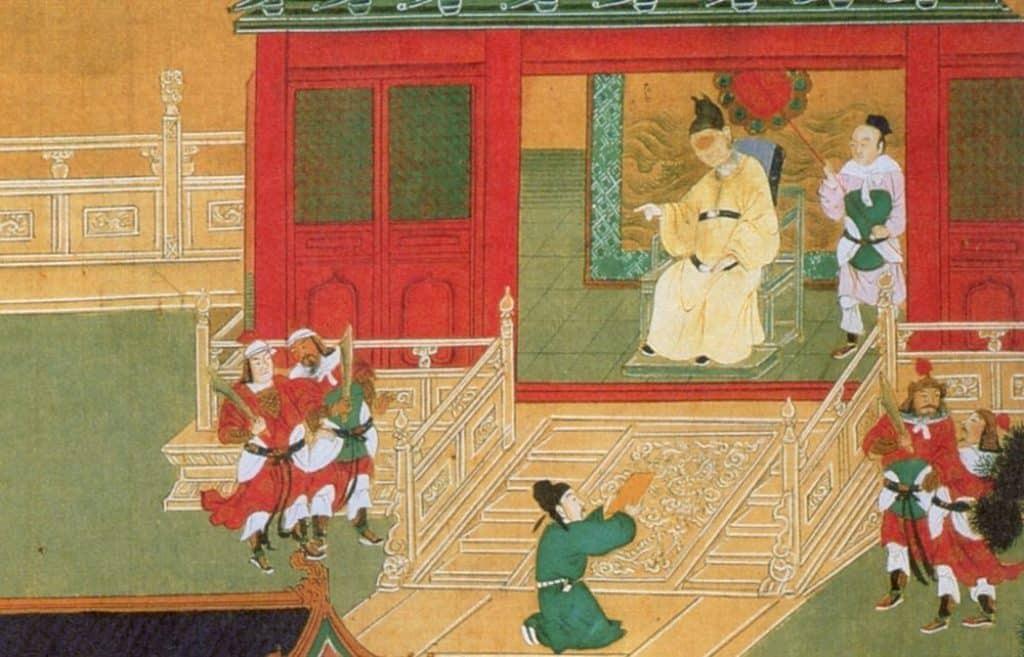 qin shi huang tomb