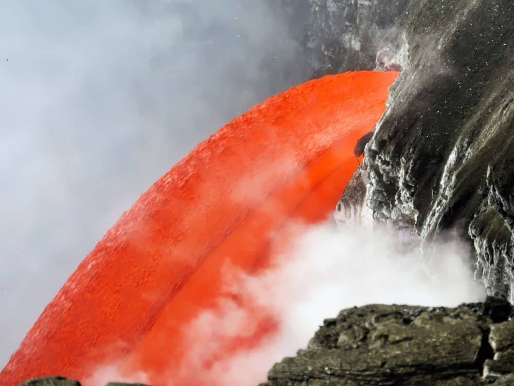kilauea volcano photos