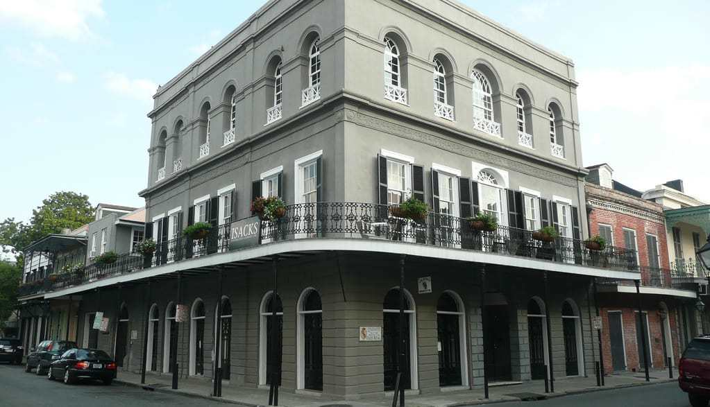 Delphine LaLaurie's house is a popular tourist attraction today