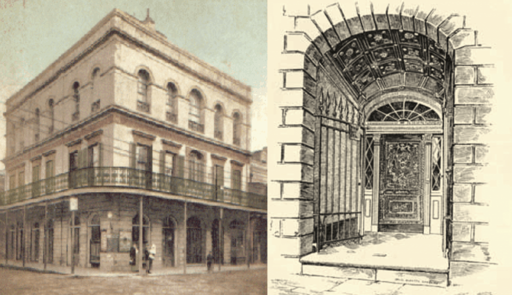 Madame LaLaurie mansion female serial killer