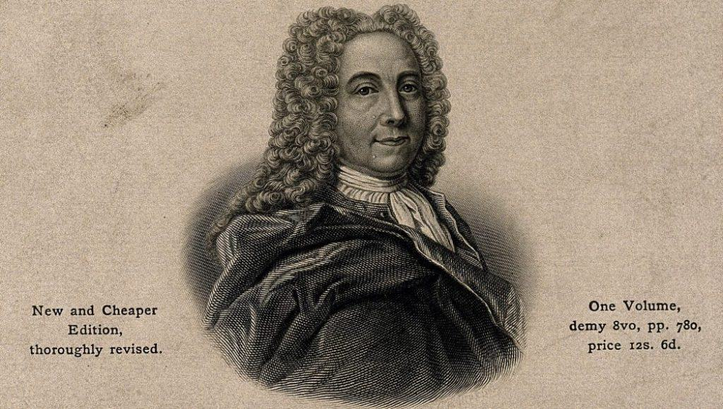 Emanuel Swedenborg started the history of paranormal investigation