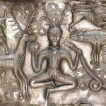 Cernunnos on the silver cauldron