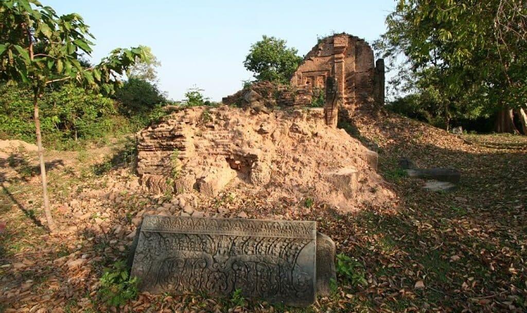 Kutisvara ruins in angkor