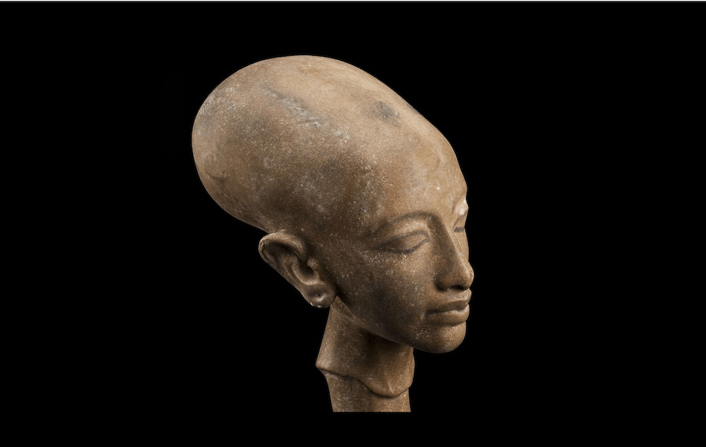 elongated skull Egypt