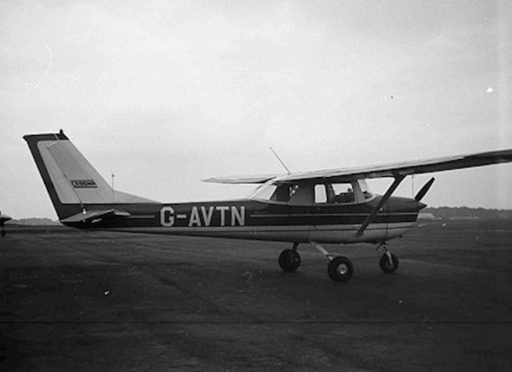 Peter Gibbs' aircraft disappeared in the Mull mystery