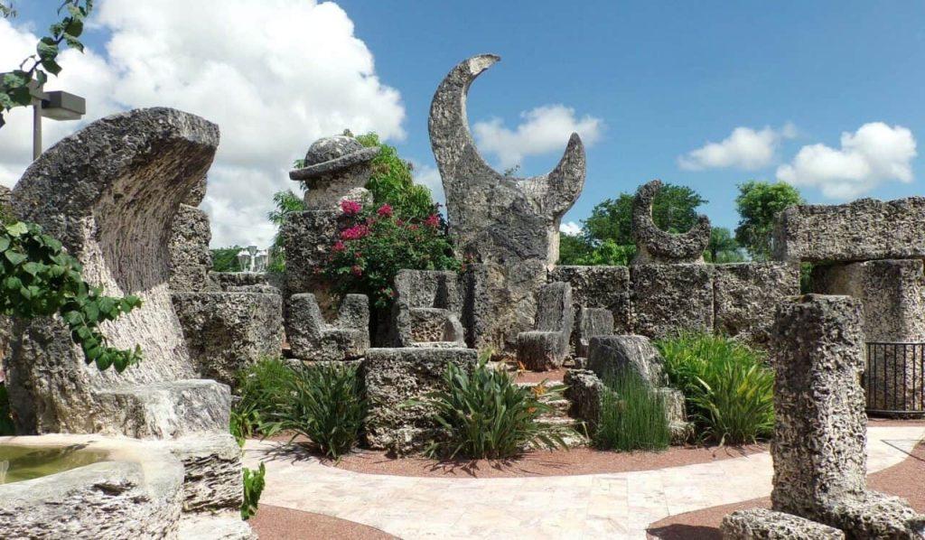 Coral Castle Rock Garden