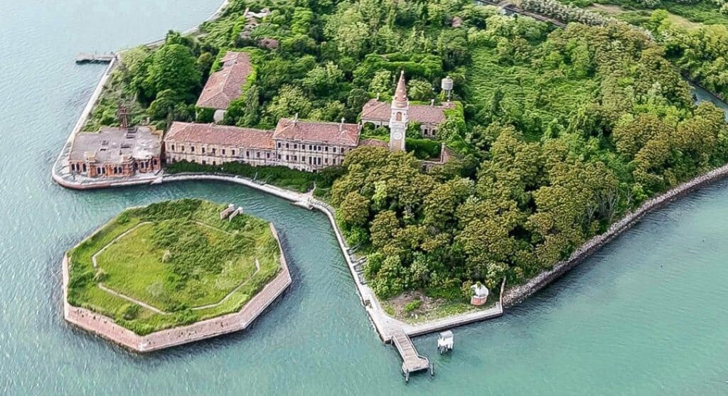 Image result for haunted island in venice