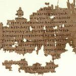 Oxyrhynchus Papyrus