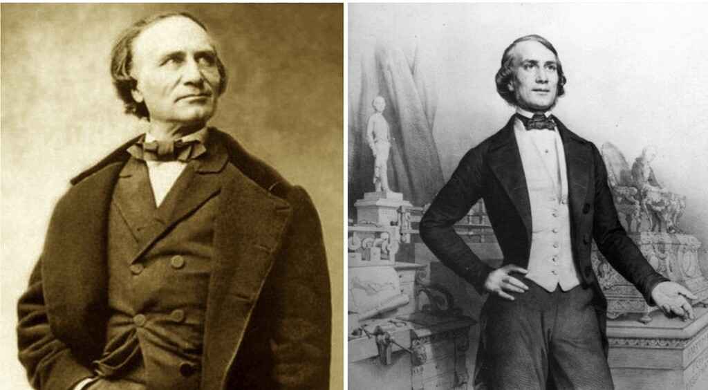 """Jean-Eugène Robert-Houdin (1805-1871), also known as the """"Father of Modern Magic."""""""
