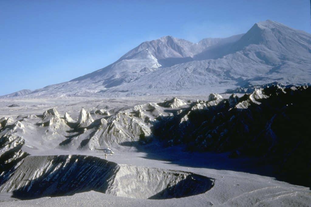 mount st. helens eruption