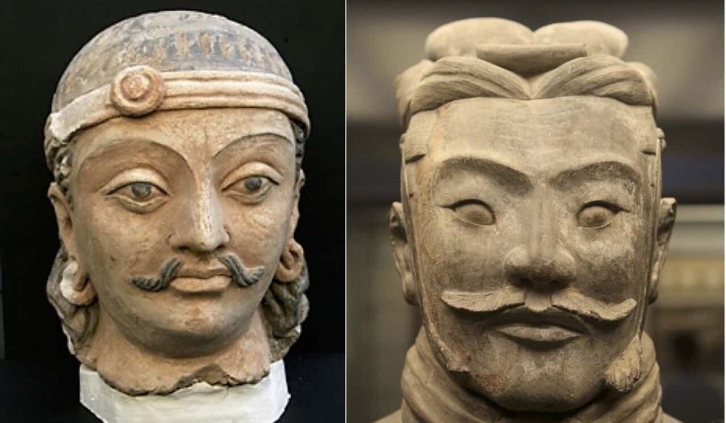 how were the terracotta warriors made