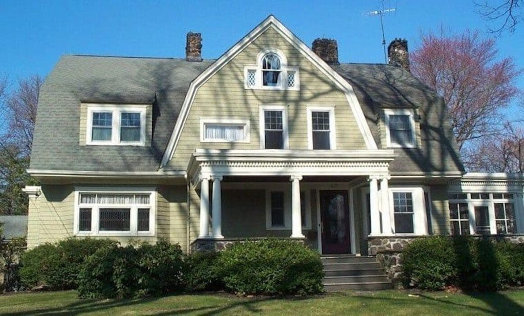 """The Watcher House at 657 Boulevard, Westfield, NJ, pertains to a letter stalker called """"The Watcher."""" Photo: Realtor.com"""