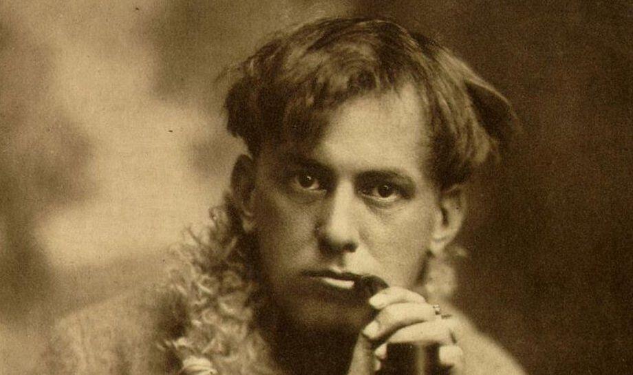 Aleister Crowley pendant ses jours à Cambridge