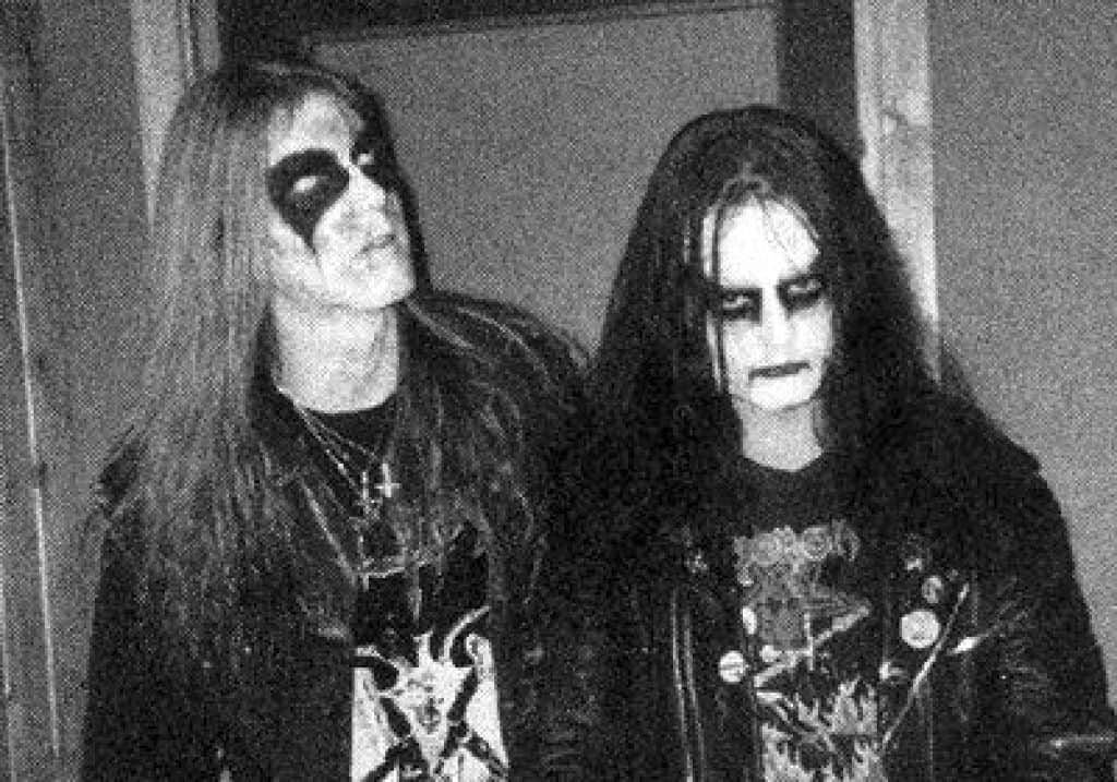"Per ""Dead"" Ohlin (L) committed suicide on 08 April 1991."