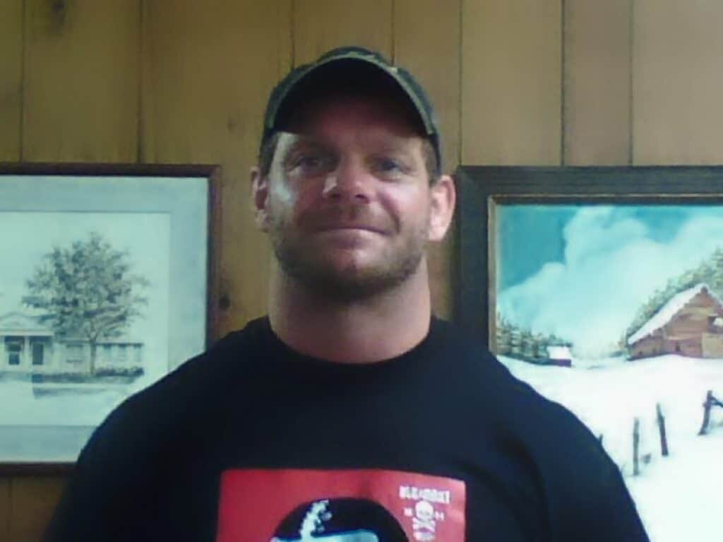 Last photo of Chris Benoit