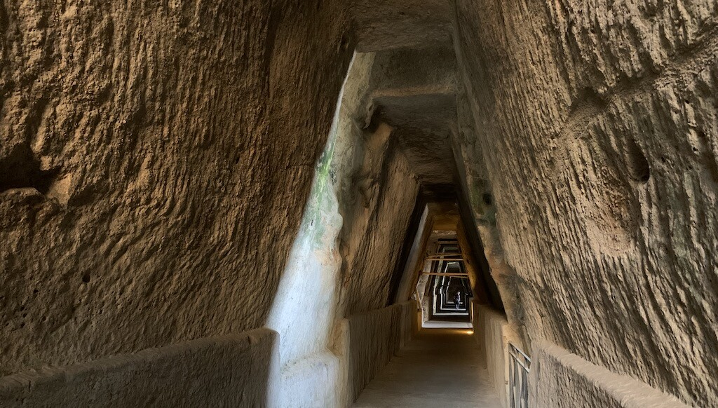 Sibyl's Cave