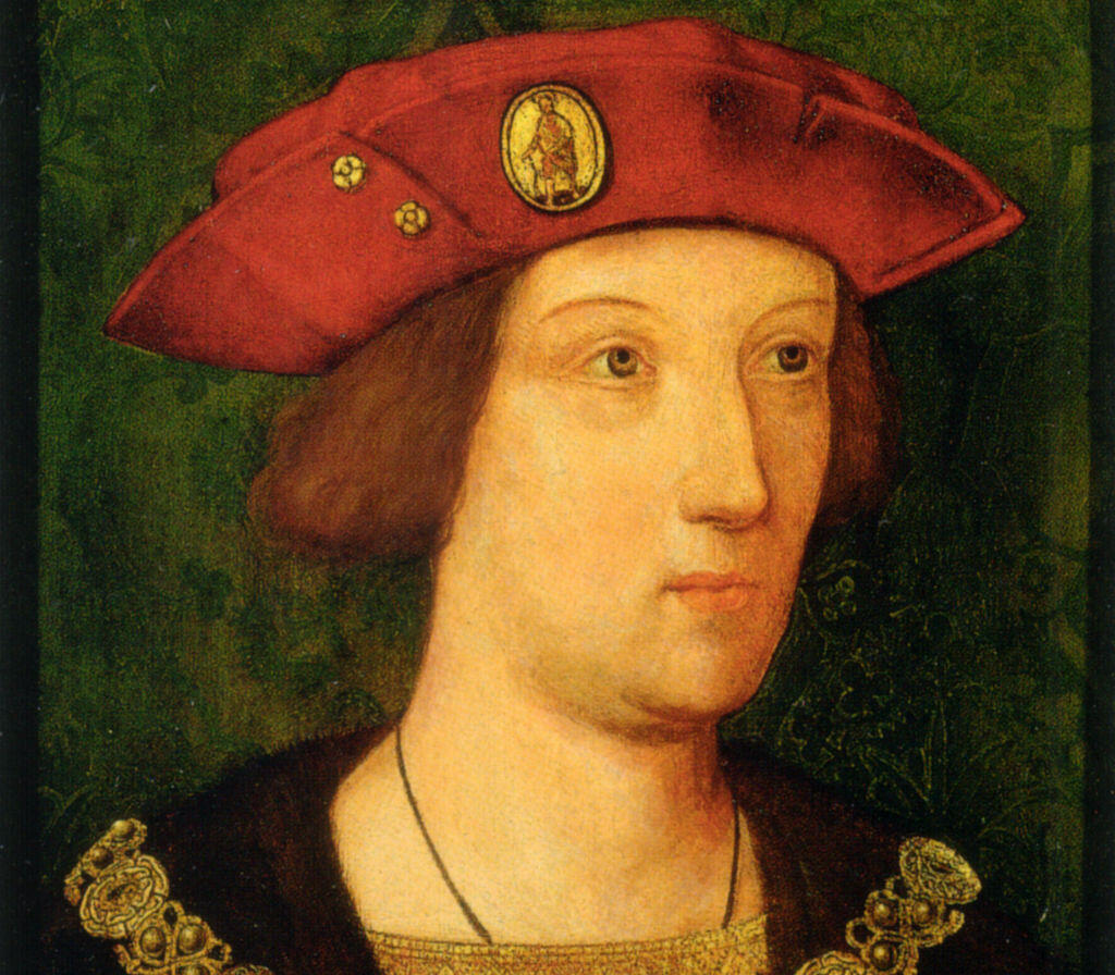 Arthur, The Prince of Wales, may have died of the English Sweat in 1502.