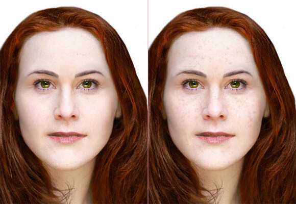 Facial reconstruction of the Lady of the Dunes.