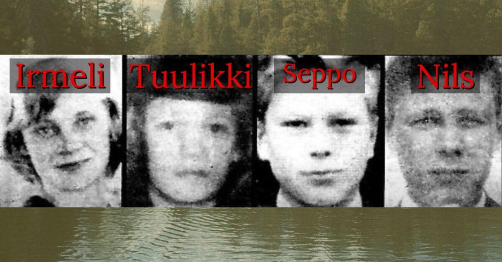 Vittime lago di Bodom