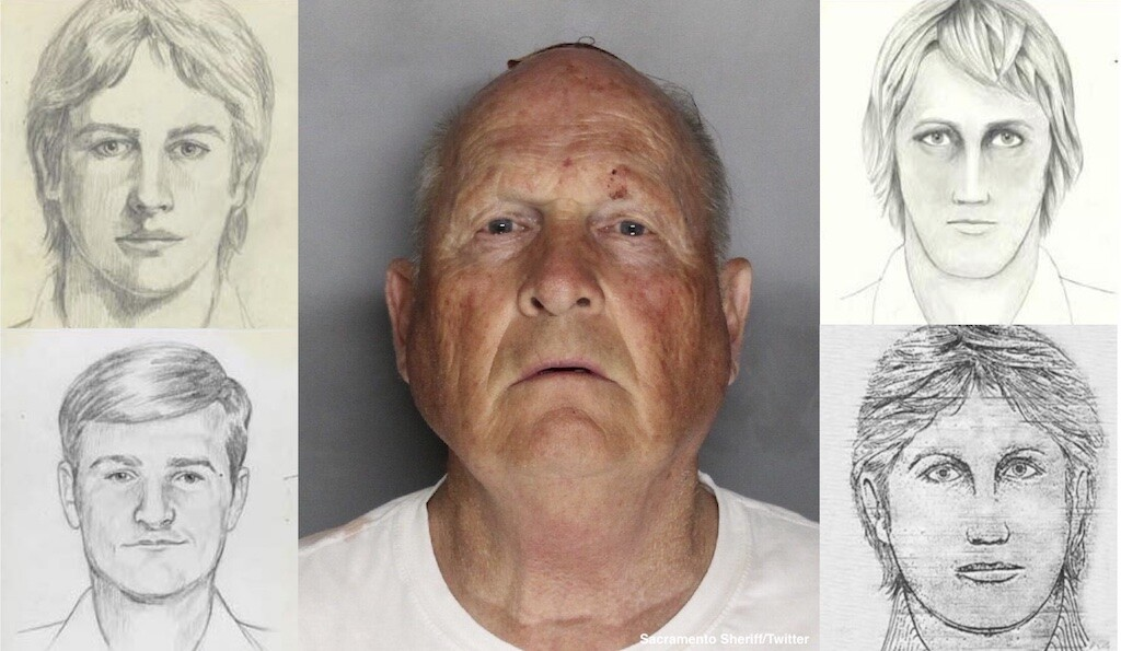 After 44 years and hundreds of burglaries, rapes, and murders combined, the Golden State Killer was arrested in 2018.