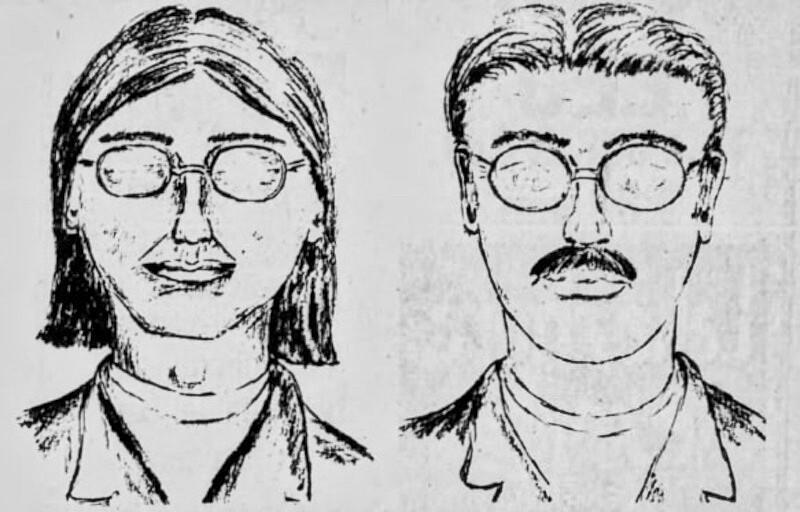 keddie cabin murder suspects