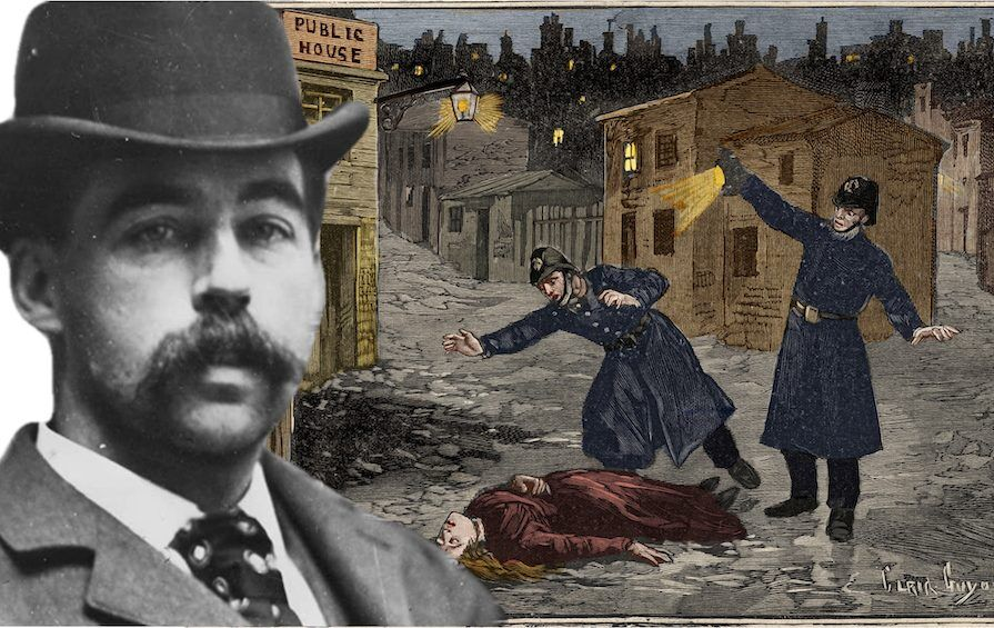 was h.h. holmes jack the ripper?