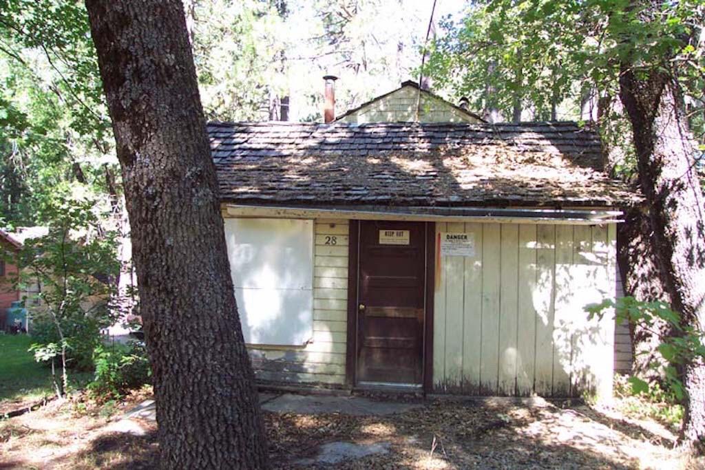 The site of the Keddie cabin murders.