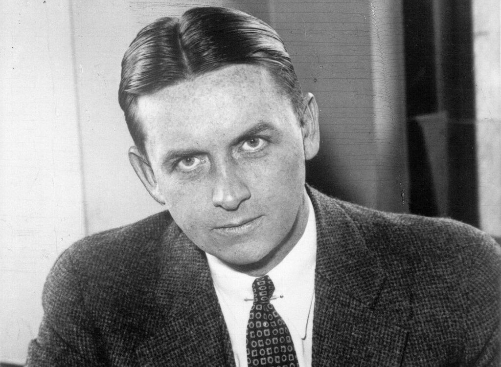 Eliot Ness, Cleveland Chief of Public Safety (AP Photo/The Plain Dealer, File).