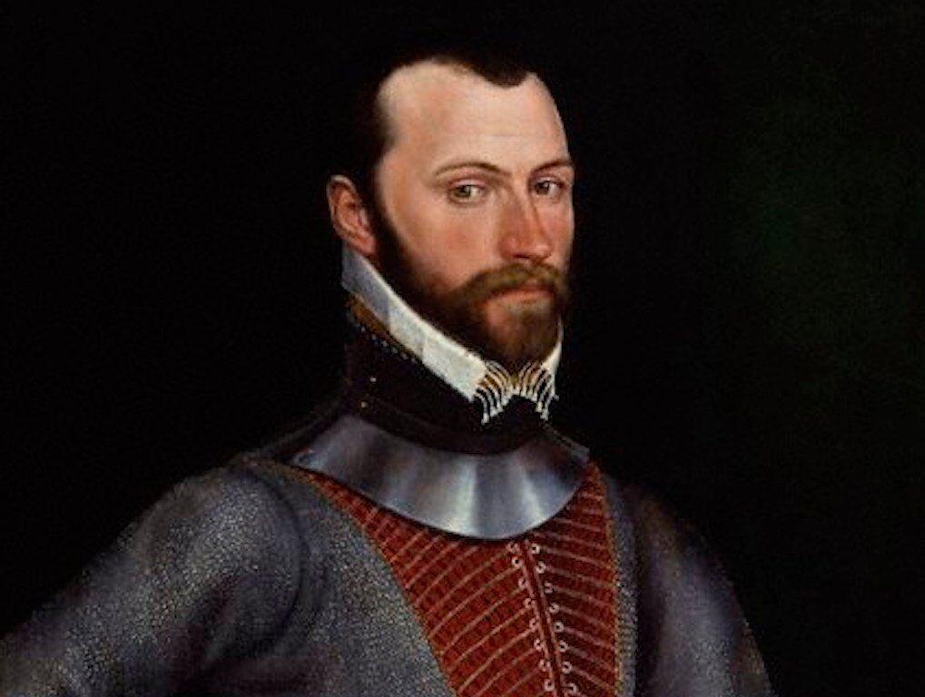 Sir Richard Bingham (1528-1599).