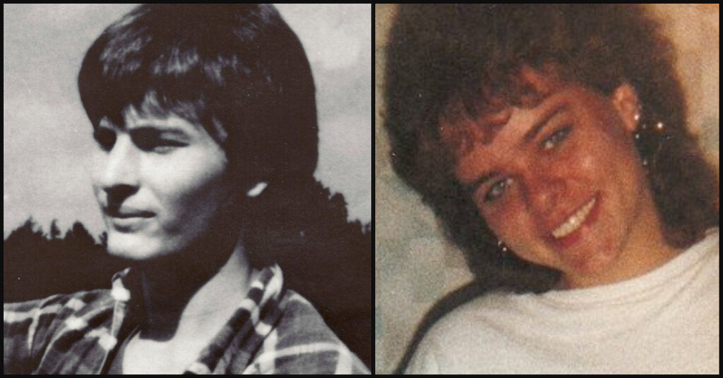 Victims of the Colonial Parkway Killer: Daniel Lauer (L) and his brother's girlfriend Annamarie Phelps (L).