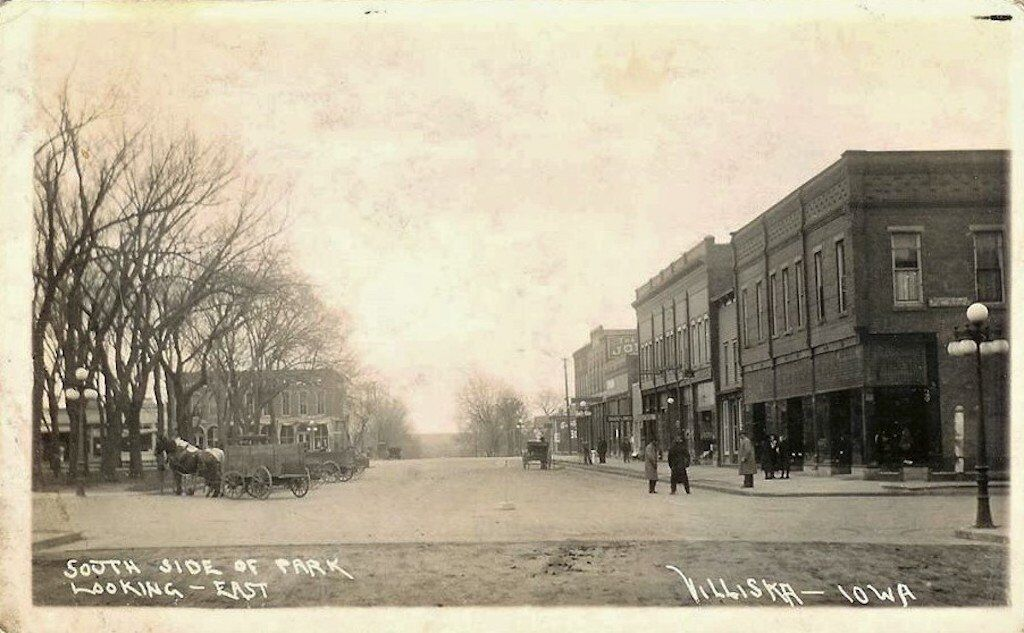 Villisca, Iowa, around the time of the murders.